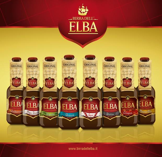 Elba's beer