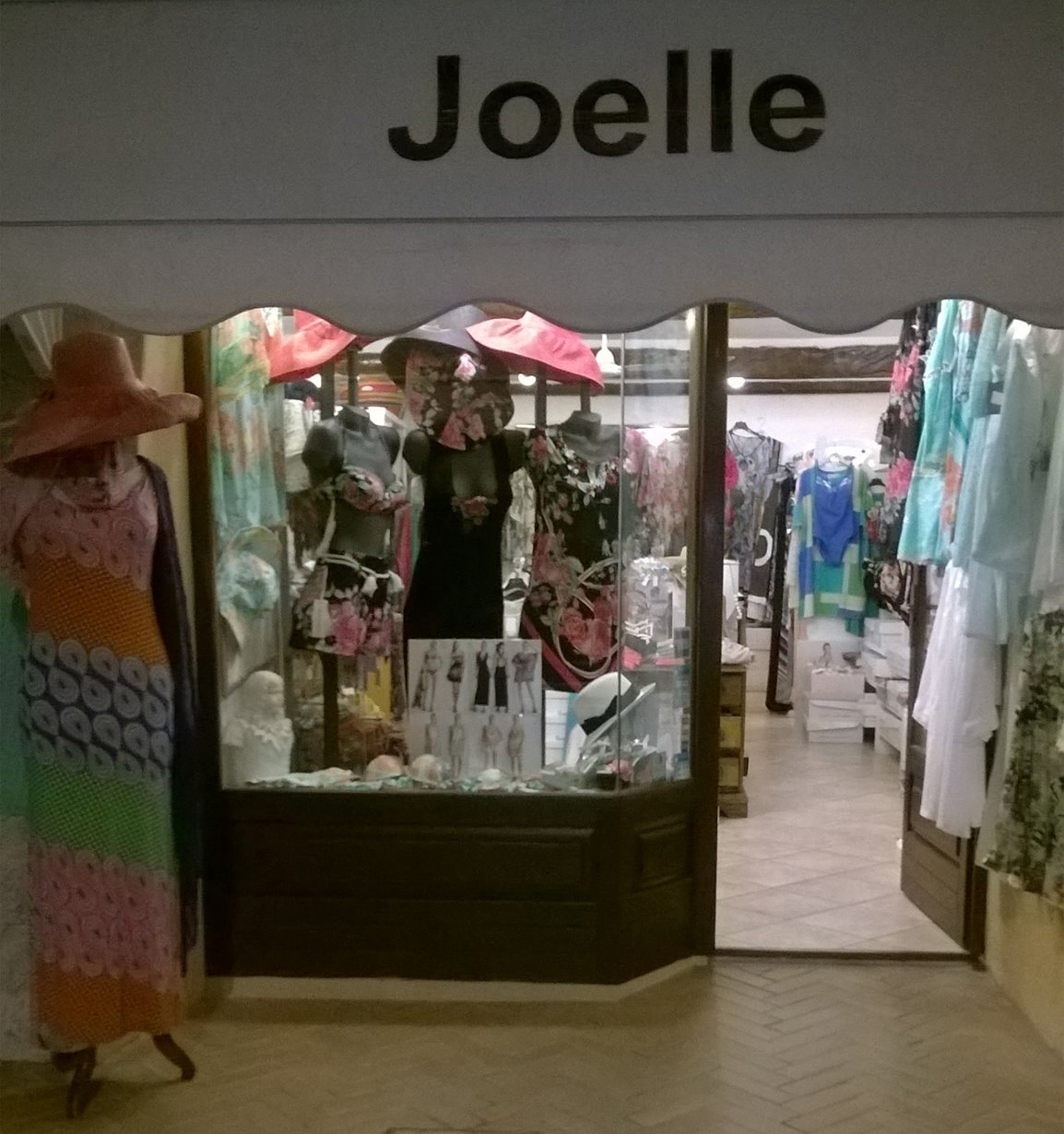 Joelle boutique