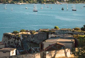Portoferraio - Bastioni Medicei