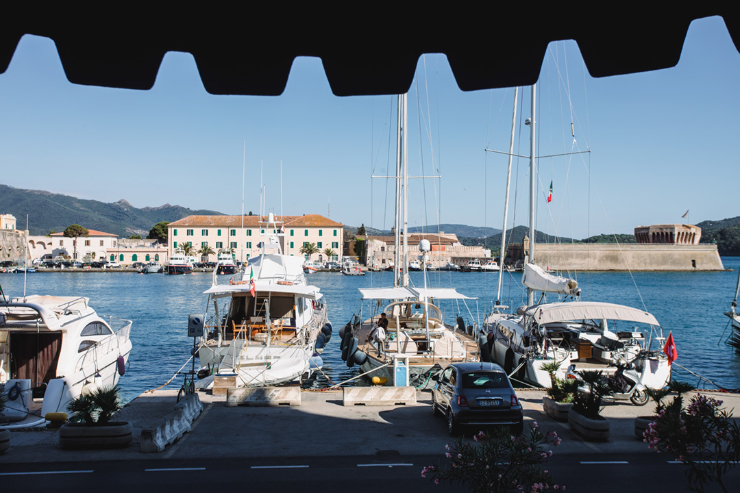Portoferraio, little shops and great products