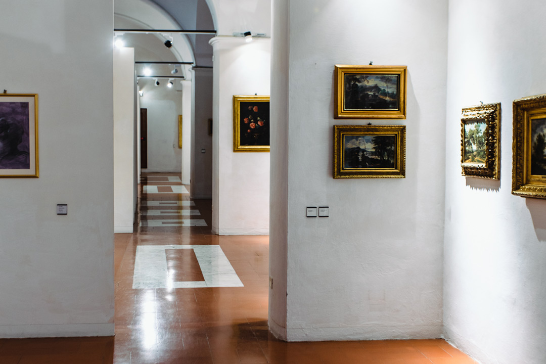 Foresiana art gallery
