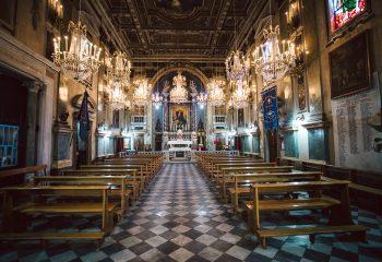 Portoferraio - Chiesa del SS Sacramento