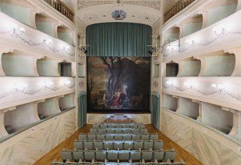 Portoferraio - Teatro dei Vigilanti