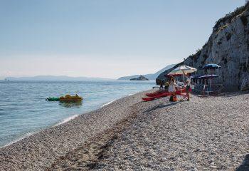 Portoferraio - Spiaggia di Capo Bianco