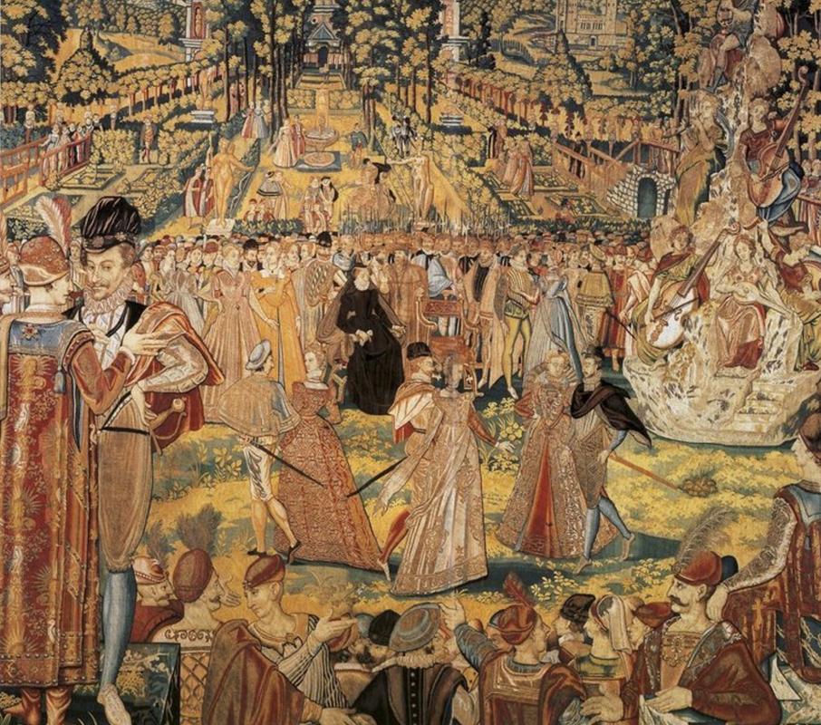 Stage di danze Rinascimentali