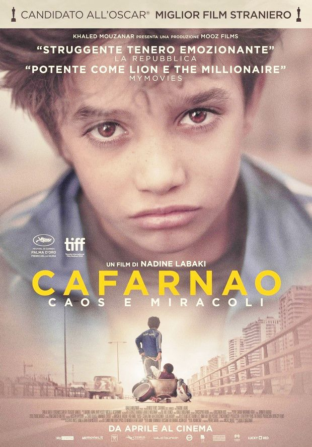 Cinema d'autore – Cafarnao