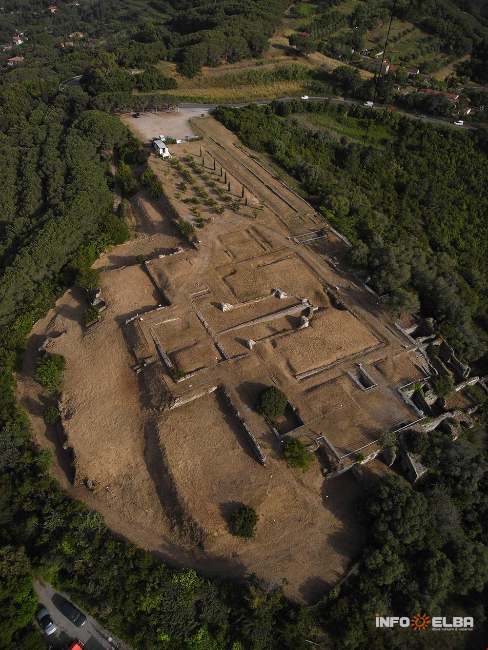 Rinascita del parco archeologico