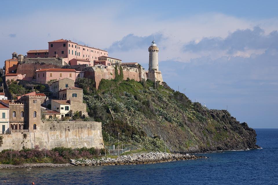 Cosimo I De' Medici e Portoferraio. La sua città ideale