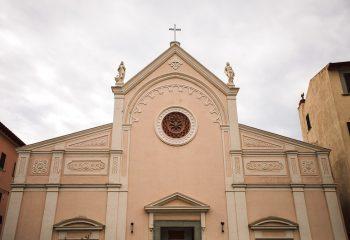 Portoferraio - Duomo della Natività della Beata Vergine