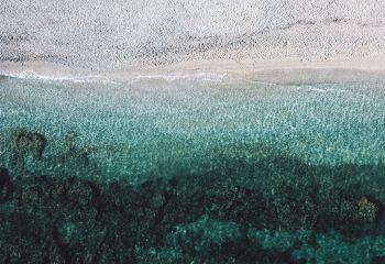 Portoferraio - Vue aérienne de Cala dei Frati